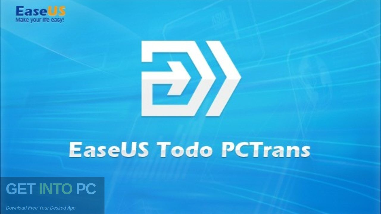 EaseUS Todo PCTrans Pro 2020 Free Download