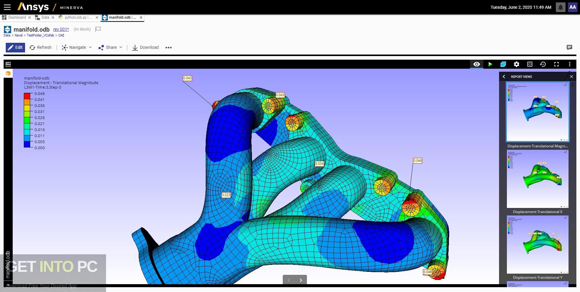 ANSYS EMA3D Cable Latest Version Download