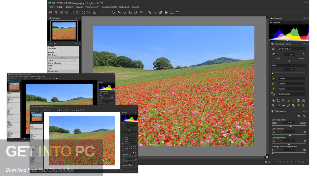 SILKYPIX JPEG Photography Offline Installer Download