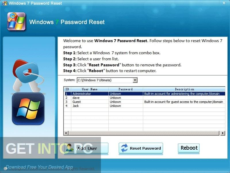 Tipard Windows Password Reset Ultimate Latest Version Download