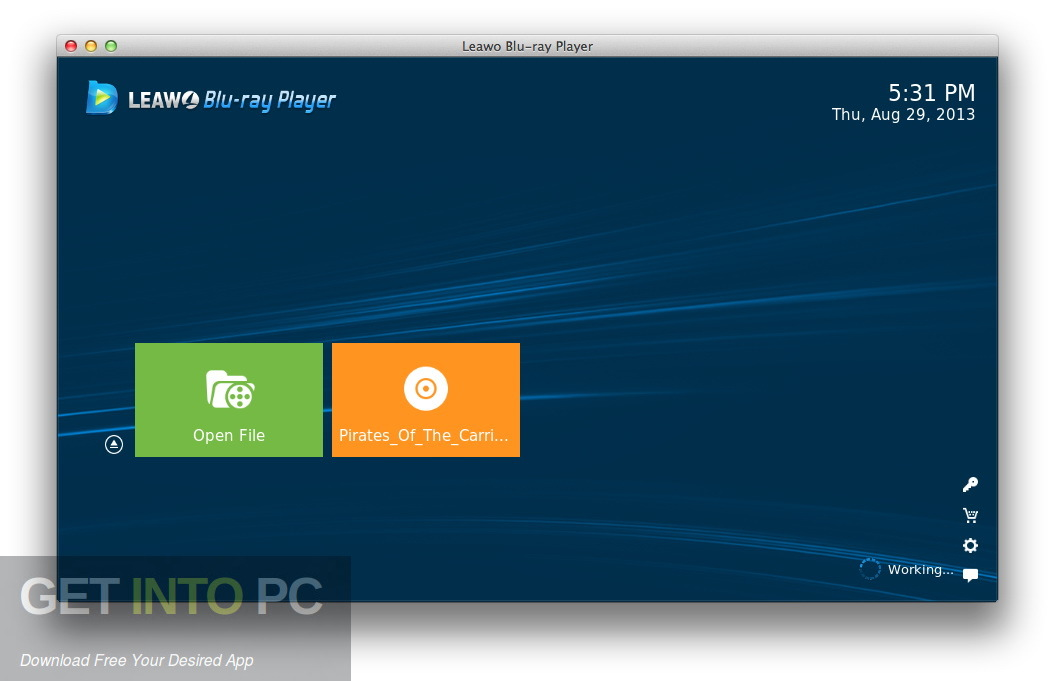 Leawo Blu-ray Creator Offline Installer Download