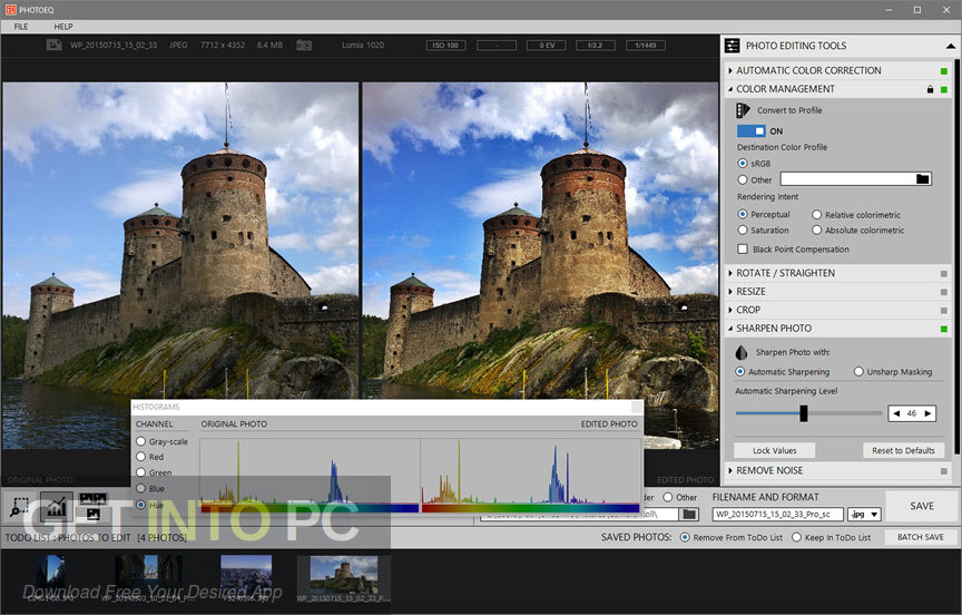 PhotoEQ 2020 Direct Link Download