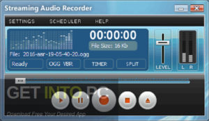 AbyssMedia Streaming Audio Recorder Direct Link Download-GetintoPC.com