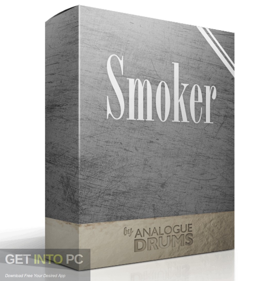 Analogue Drums - Smoker (KONTAKT) Free Download