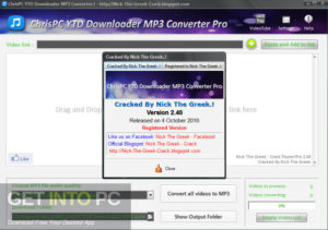 ChrisPC-YTD-Downloader-MP3-Converter-Pro-Direct-Link-Free-Download-GetintoPC.com