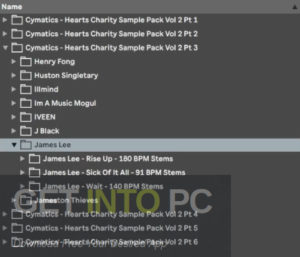 Cymatics Hearts Charity Sample Direct Link Download-GetintoPC.com