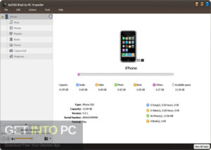 ImTOO iPad to PC Transfer 2020 Direct Link Download-GetintoPC.com