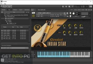 Organic-Loops-Classical-Indian-Sitar-Latest-Version-Free-Download-GetintoPC.com