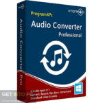 Program4Pc Audio Converter Pro Free Download