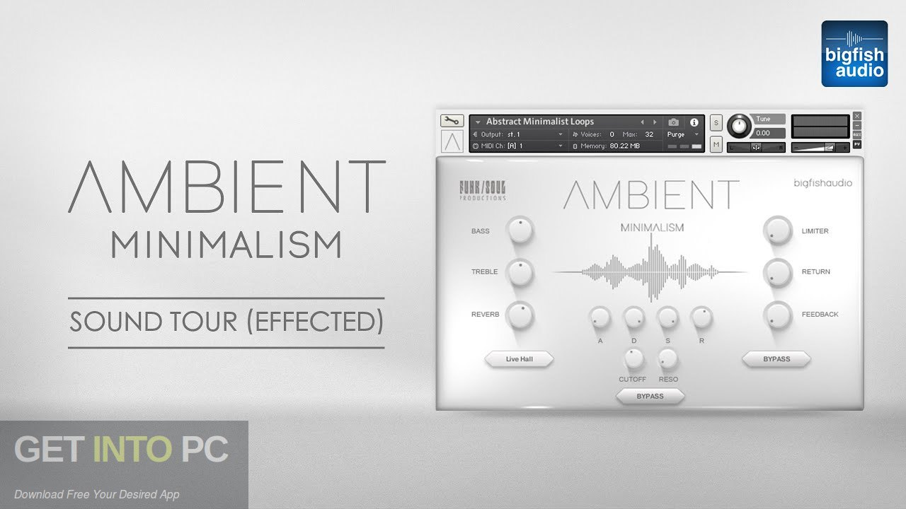 Big Fish Audio - Ambient Minimalism Direct Link Download