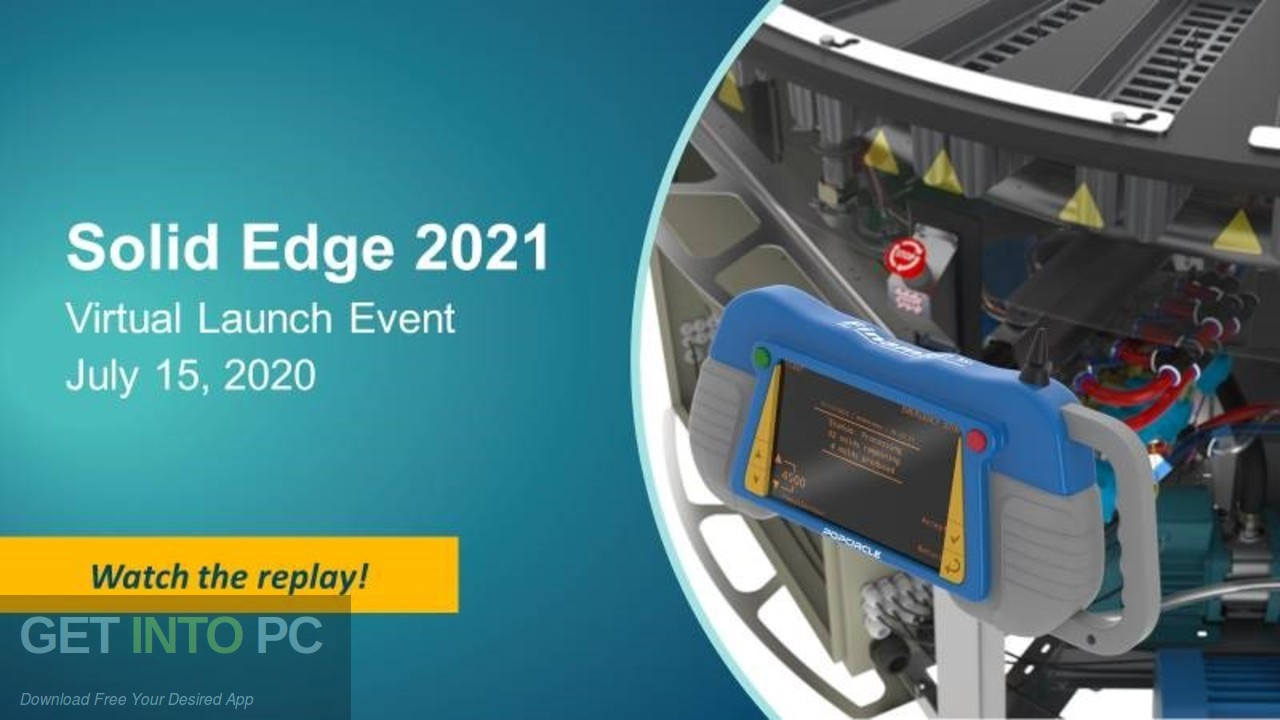 Siemens Solid Edge 2021 Free Download