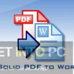Solid PDF to Word Free Download