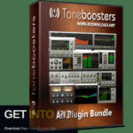 ToneBoosters Plugin Bundle Free Download