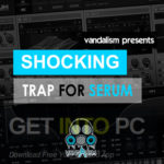 Vandalism – Shocking Trap For Serum 3 (SYNTH PRESET, MIDI) Free Download