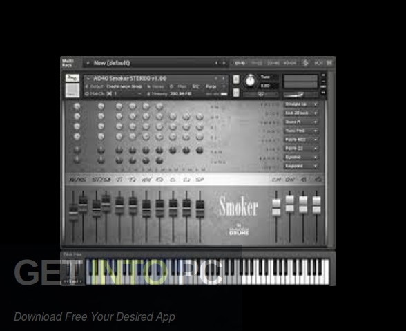 Analogue Drums - Smoker (KONTAKT) Direct Link Download