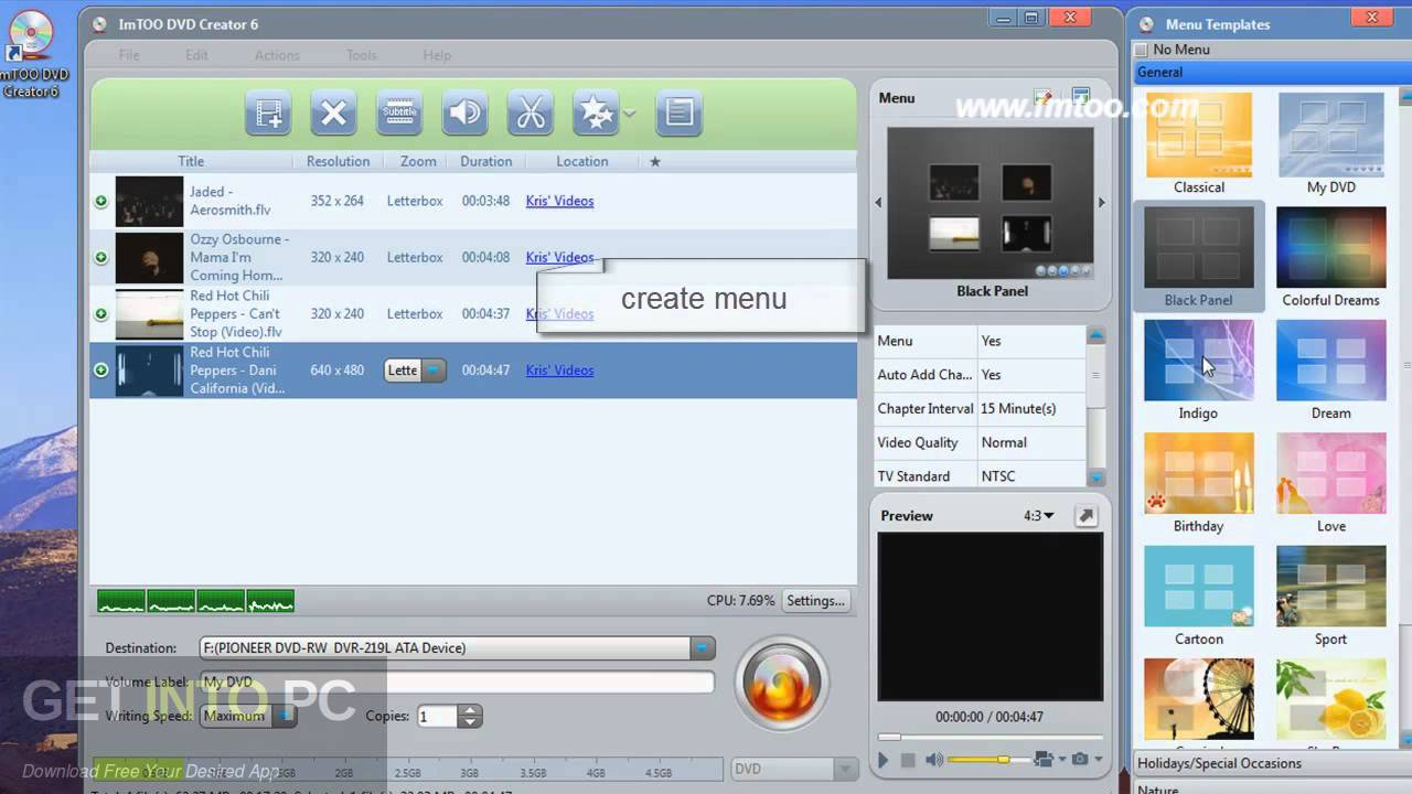 ImTOO DVD to AVI Converter Direct Link Download
