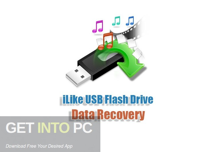 iLike USB Flash Drive Data Recovery Free Download