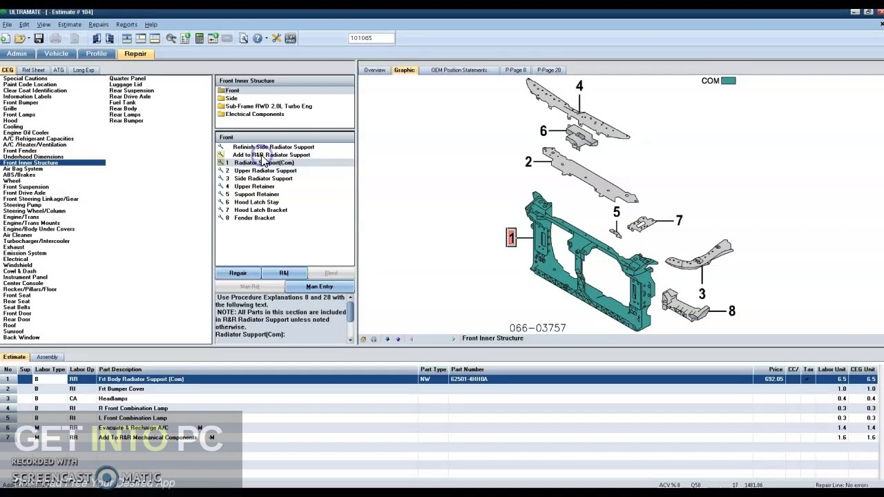 Mitchell Estimating (UltraMate) 2020 Latest Version Download