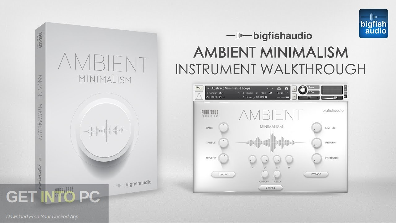 Big Fish Audio - Ambient Minimalism Free Download