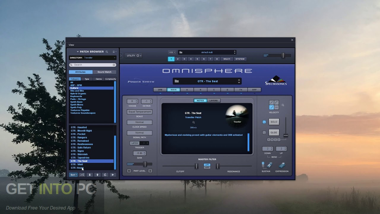the Triple Spiral the Audio - the Ambient Pads (Omnisphere) Direct Link Download