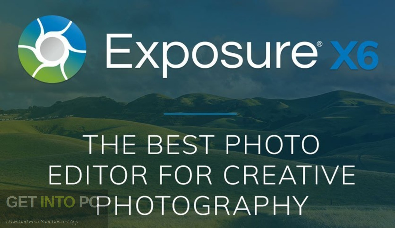 Exposure X6 Free Download