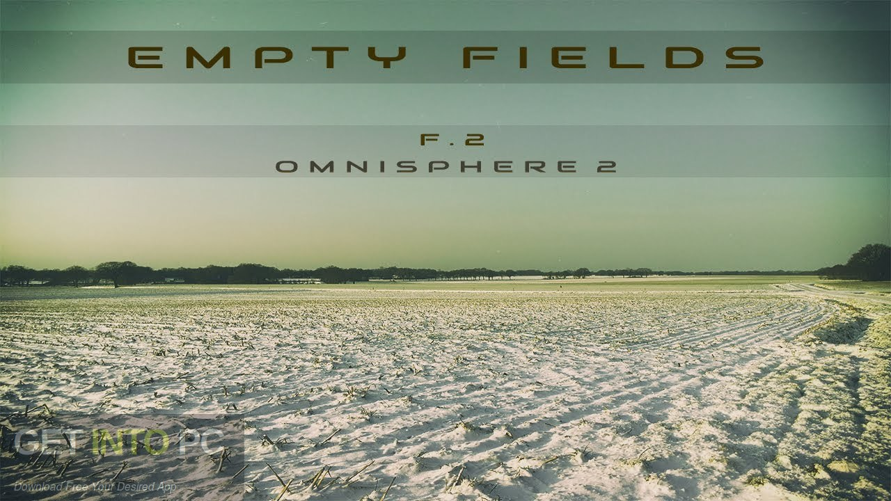 the Triple Spiral the Audio - the Empty the Fields 2 (OMNISPHERE) Free Download