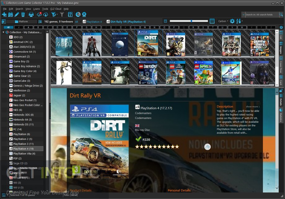 Collectorz.com Game Collector Latest Version Download