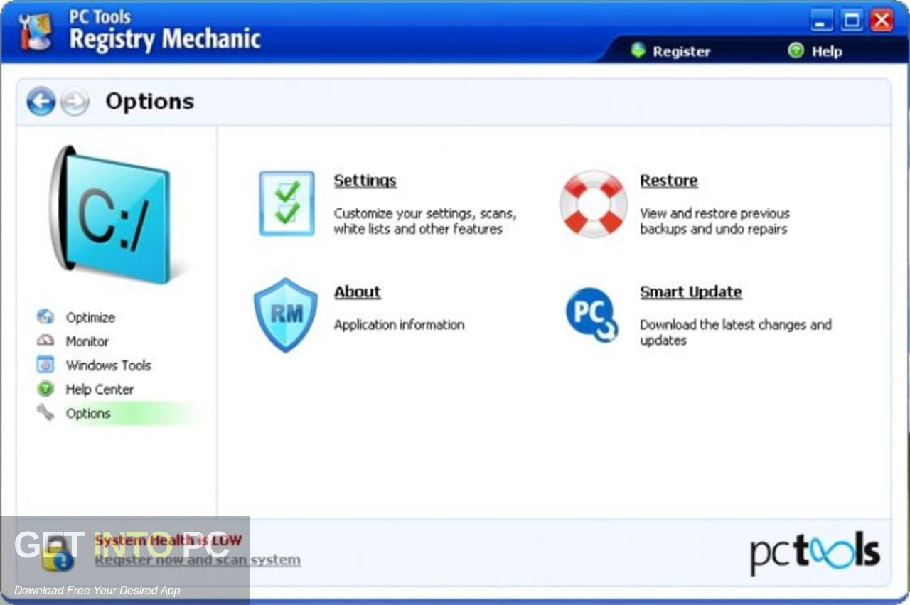 PC Tools Registry Mechanic Latest Version Download