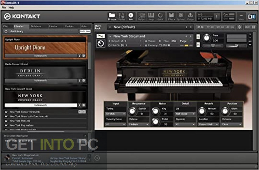 Native Instruments - Berlin Concert Grand (KONTAKT) Latest Version Download