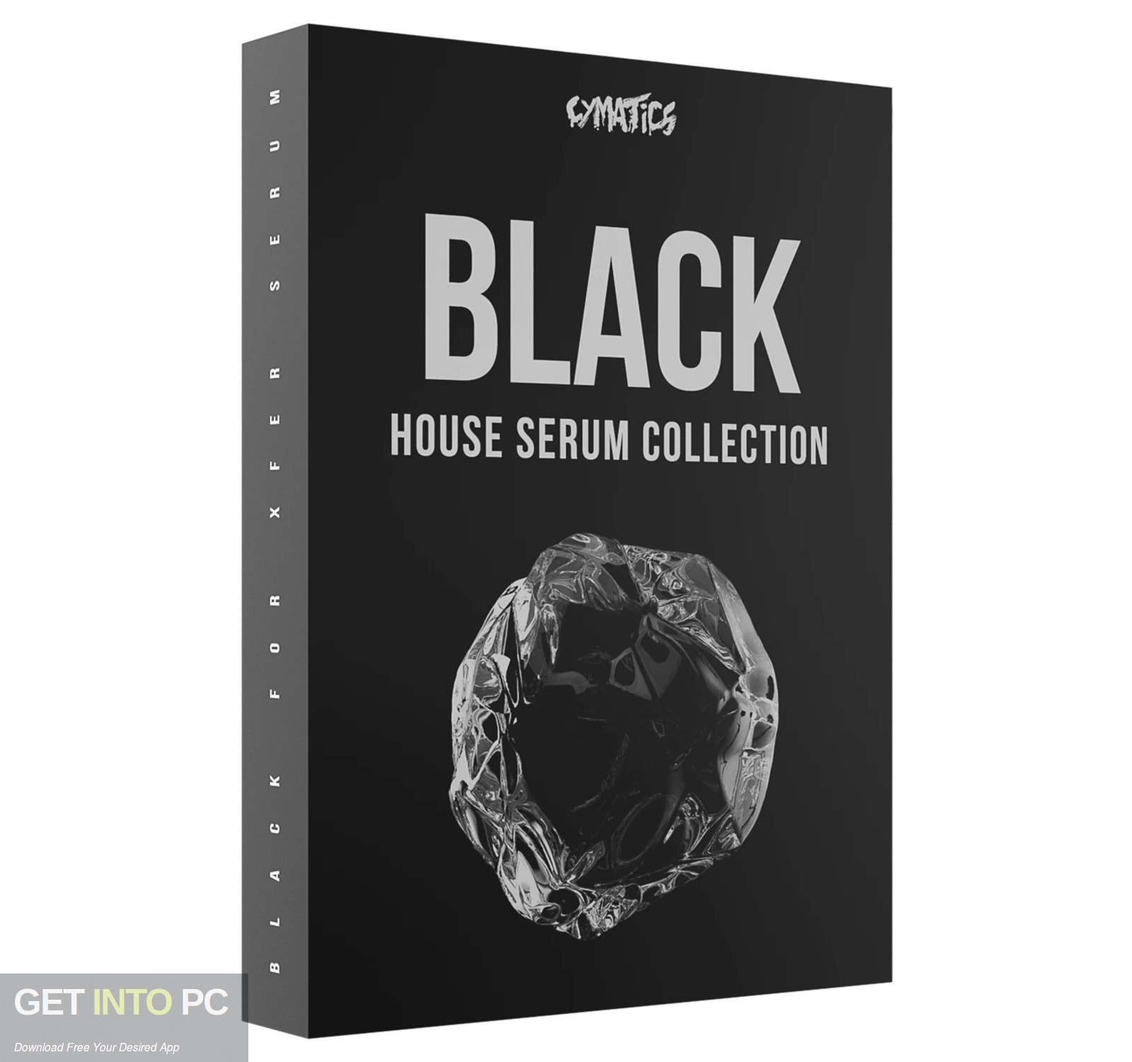 Cymatics - BLACK - Serum Suite Free Download
