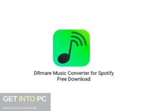 DRmare Music Converter for Spotify Free Download-GetintoPC.com.jpeg