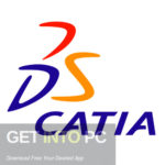 DS Catia P3 V5-6R2018 Free Download
