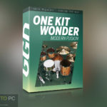 GetGood the Drums – the One Kit Wonder: MODERN the FUSION (KONTAKT) Free Download