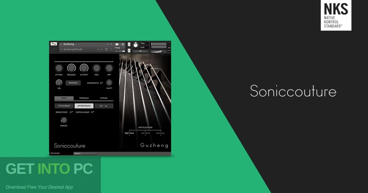 SonicCouture Guzheng Free Download