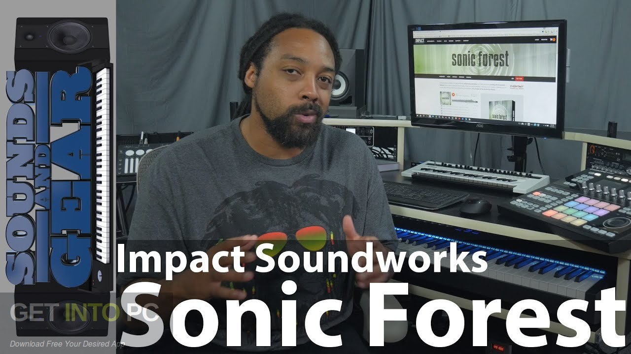 Impact Soundworks - Sonic Forest Latest Version Download