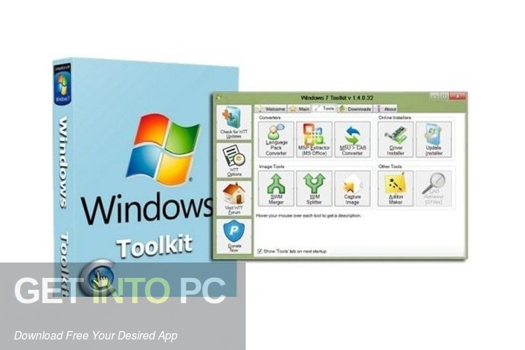 Win Toolkit Free Download