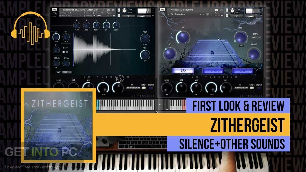 Silence + Other Sounds - Zithergeist (KONTAKT) Latest Version Download