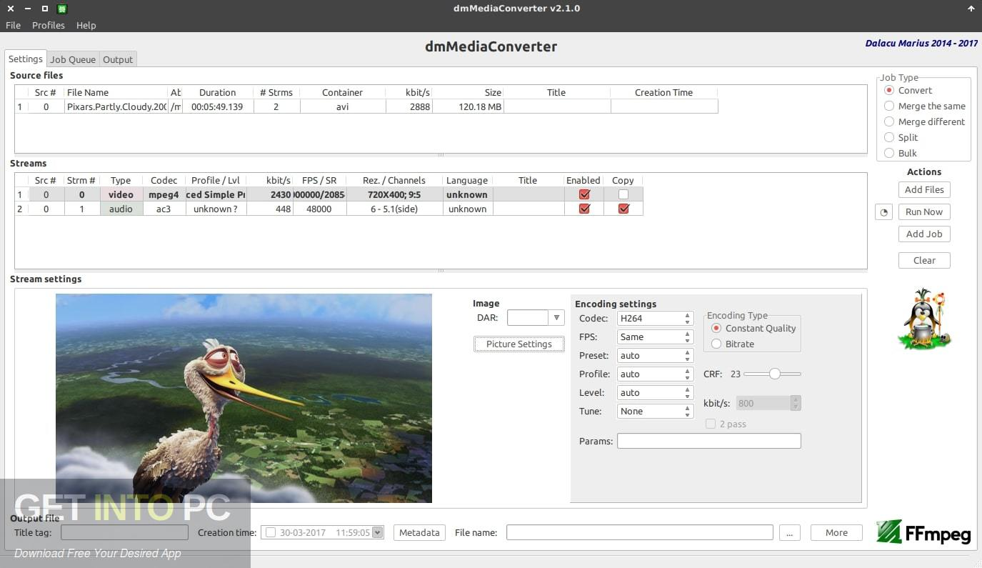 myFFmpeg Direct Link Download