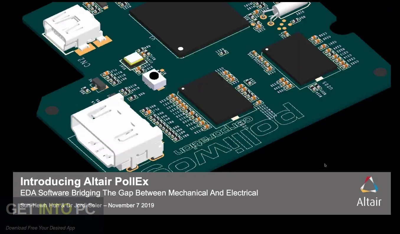 Altair PollEx 2020 Free Download