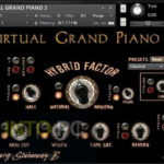 Art Vista – Virtual Grand Piano 3 (KONTAKT) Free Download