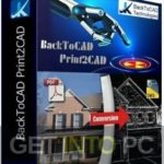 BackToCAD Print2CAD 2022 Free Download