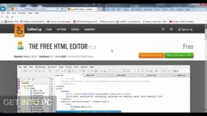 CoffeeCup HTML Editor 2021 Offline Installer Download-GetintoPC.com.jpeg
