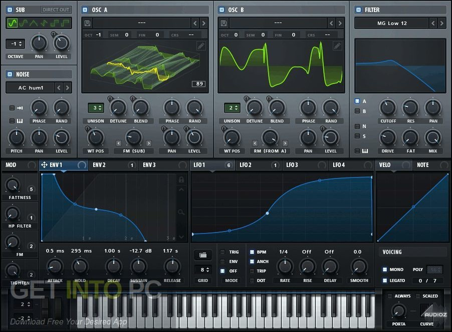 Cymatics - Voltage - the EDM Serum Pack (SYNTH the PRESET) Latest Version Download