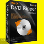 WinX DVD Ripper Platinum 2021 Free Download