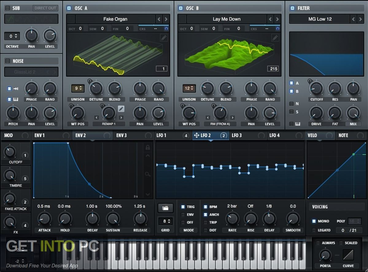 Cymatics - Voltage - the EDM Serum Pack (SYNTH the PRESET) Direct Link Download
