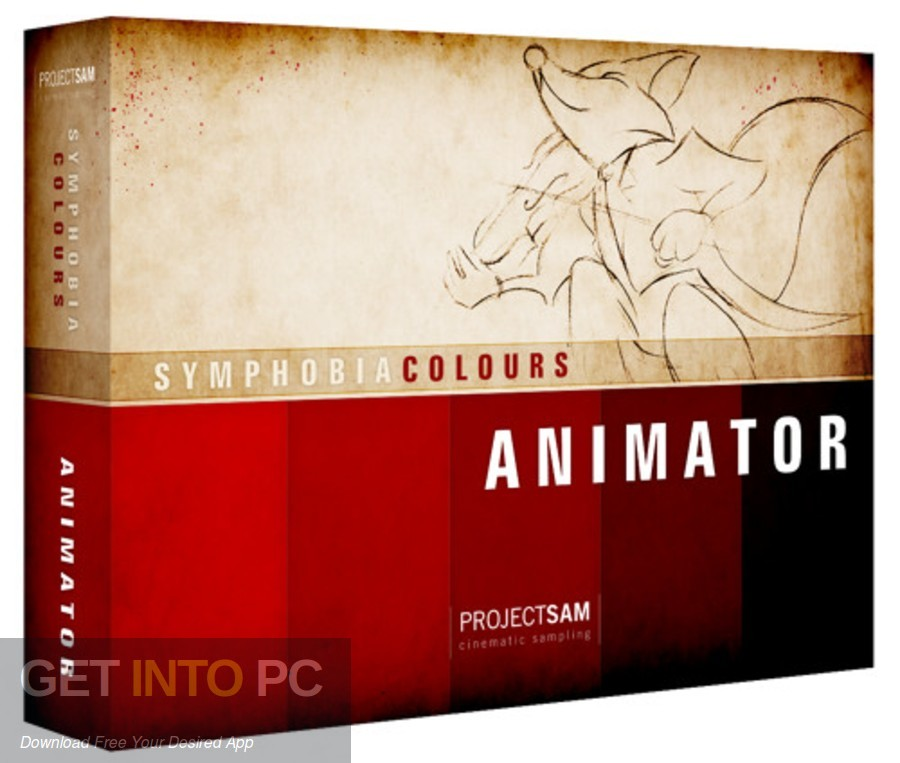 ProjectSAM - Colours: Animator Free Download