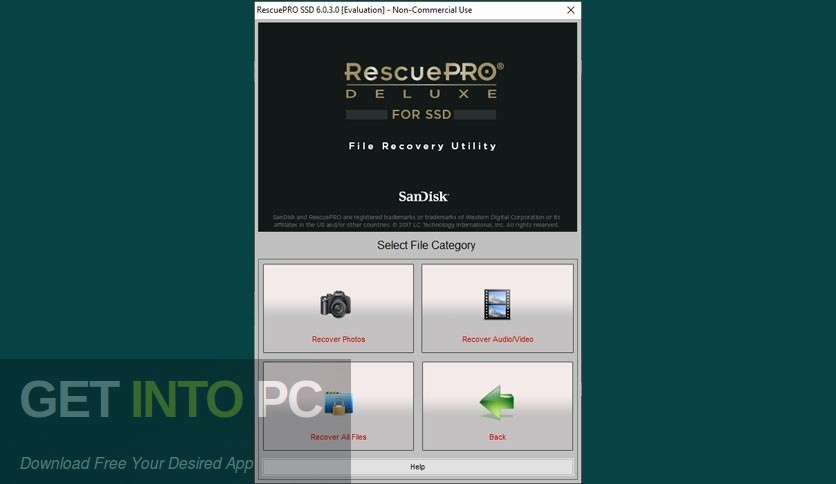 LC Technology RescuePRO SSD 2020 Offline Installer Download
