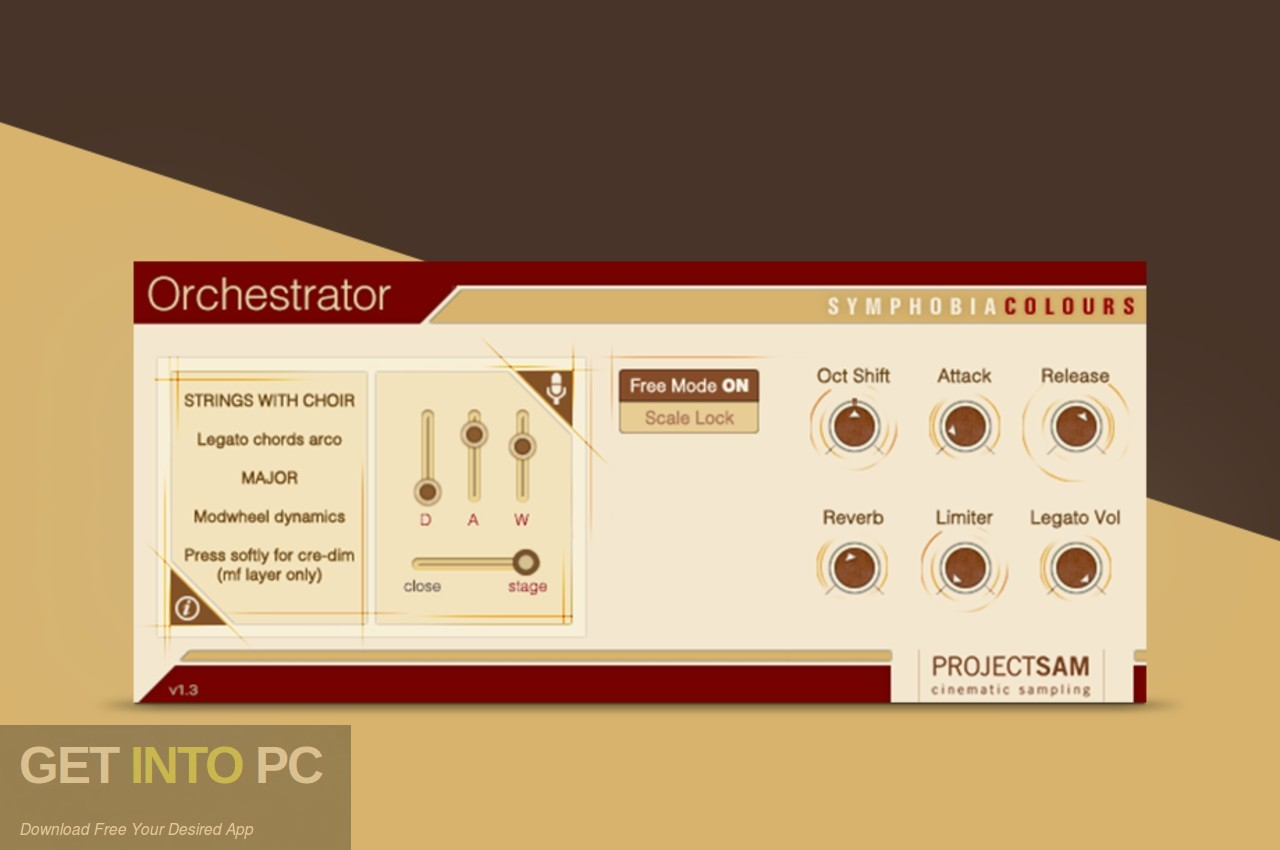 ProjectSAM - Colors: Orchestrator Direct Link Download
