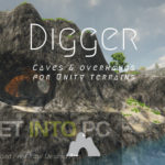 Digger – Terrain Caves & Overhangs Free Download