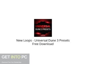 New Loops Universal Dune 3 Presets Free Download-GetintoPC.com.jpeg